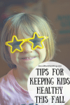 Tips To Keep Children Healthy This Fall