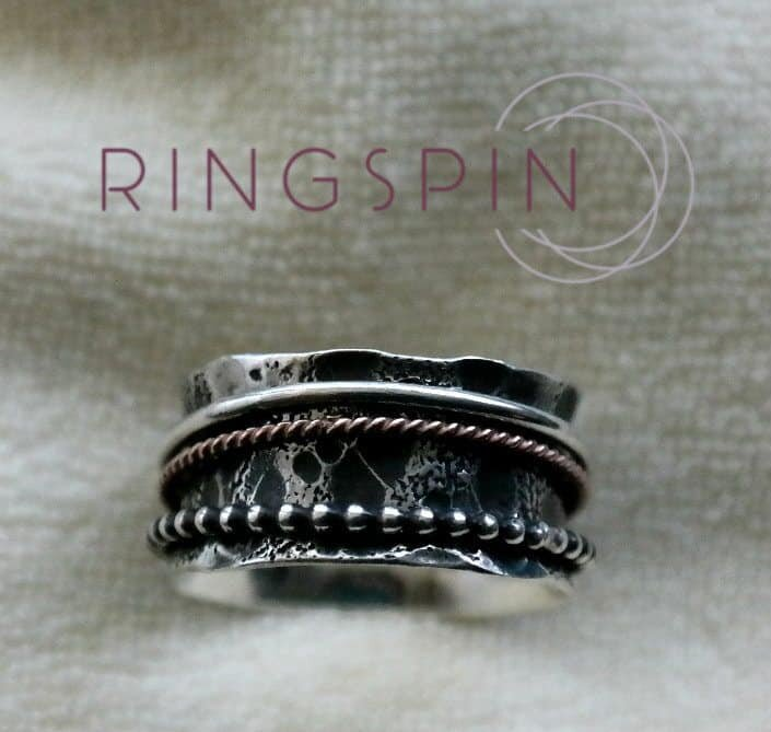 Spinner Rings Really Help With Your Anxiety.#GiftGuide 9