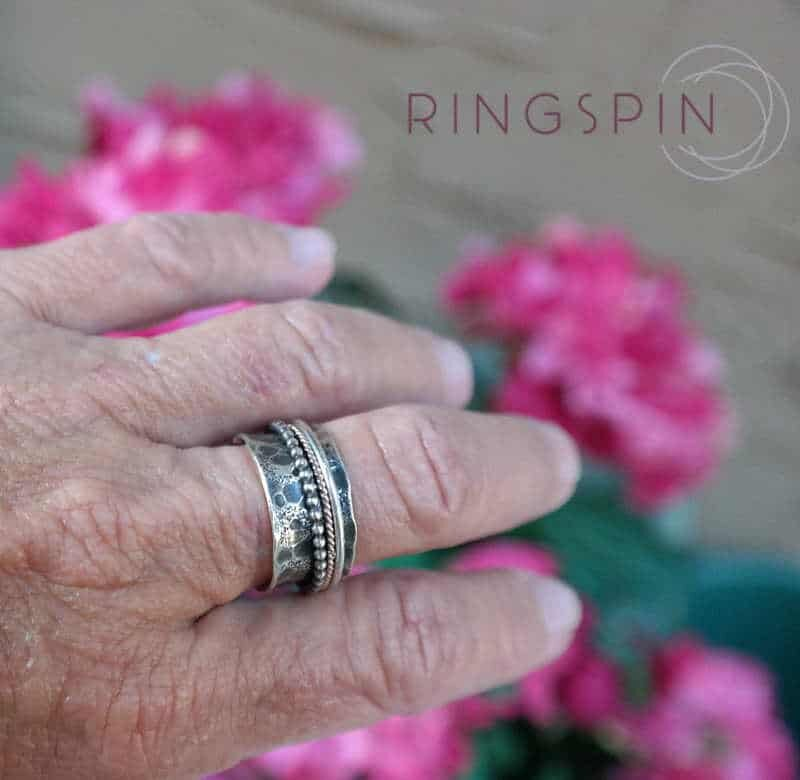 Spinner Rings Really Help With Your Anxiety.#GiftGuide 10