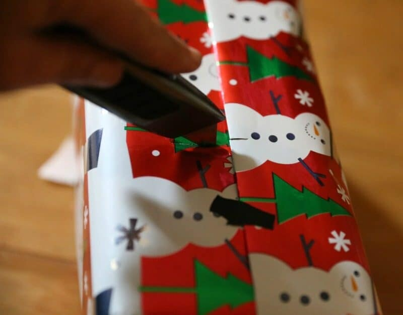 DIY Light Up Christmas Gift Decorations 5
