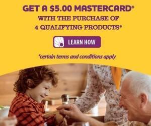 The SC Johnson Thanksgathering Giveaway + $5 Mastercard 1