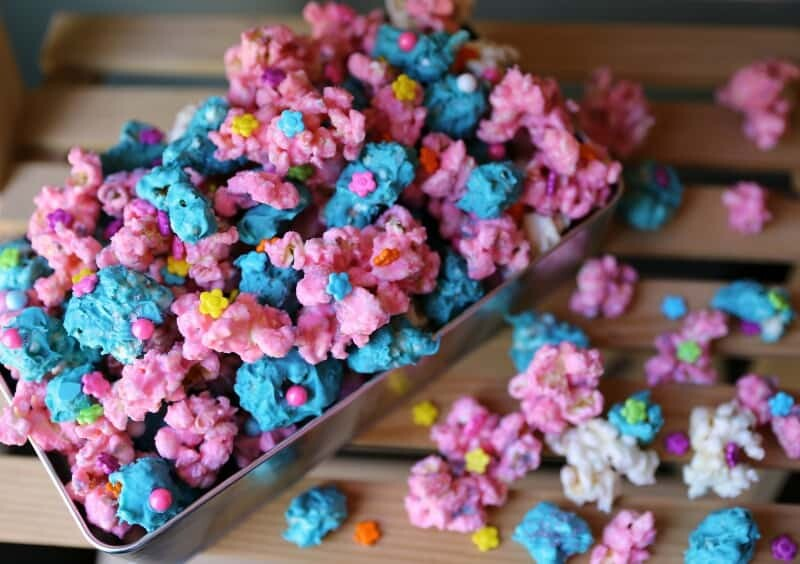 Troll's Candied Popcorn Recipe