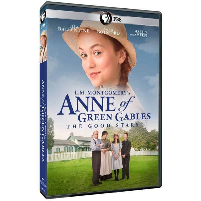 Pbs L M Montgomery S Anne Of Green Gables The Good Stars Dvd Review Giftguide Jenns Blah Blah Blog
