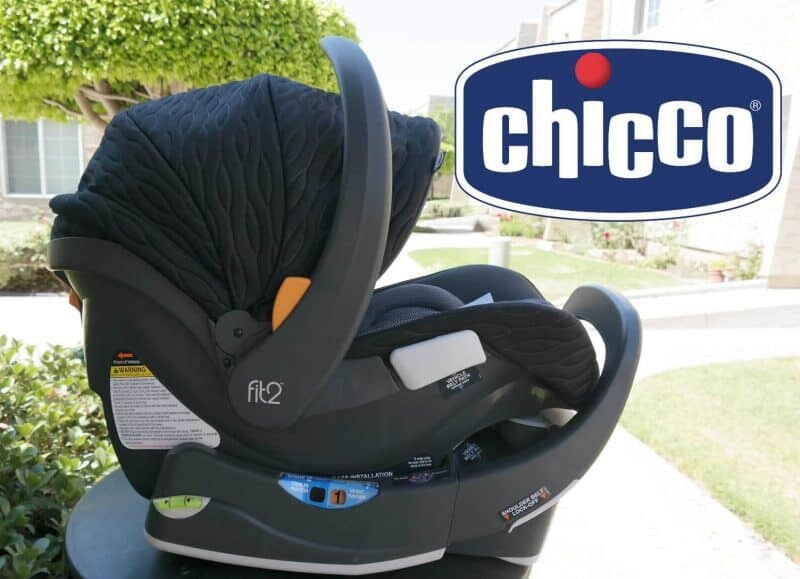 Keep Children Rear Facing While Driving With The Chicco Fit2GiftGuide 2