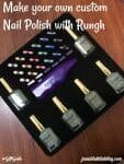 Make your own custom nail polish with Rungh + 50% off code! #GiftGuide