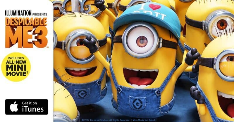 Minions Granola Bars Recipe   Celebrating the Release of Despicable Me 3 Special Edition 8