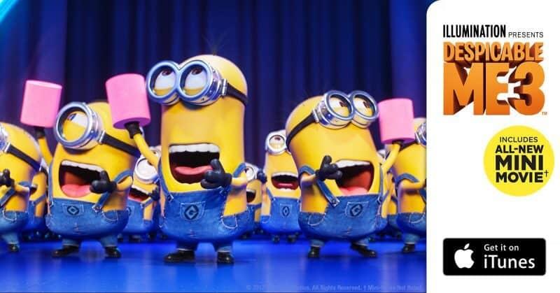 Minions Granola Bars Recipe   Celebrating the Release of Despicable Me 3 Special Edition 6