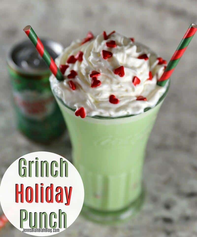 Grinch Holiday Punch