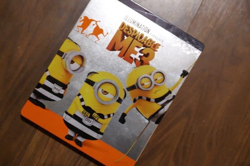 Minions Granola Bars Recipe   Celebrating the Release of Despicable Me 3 Special Edition 5