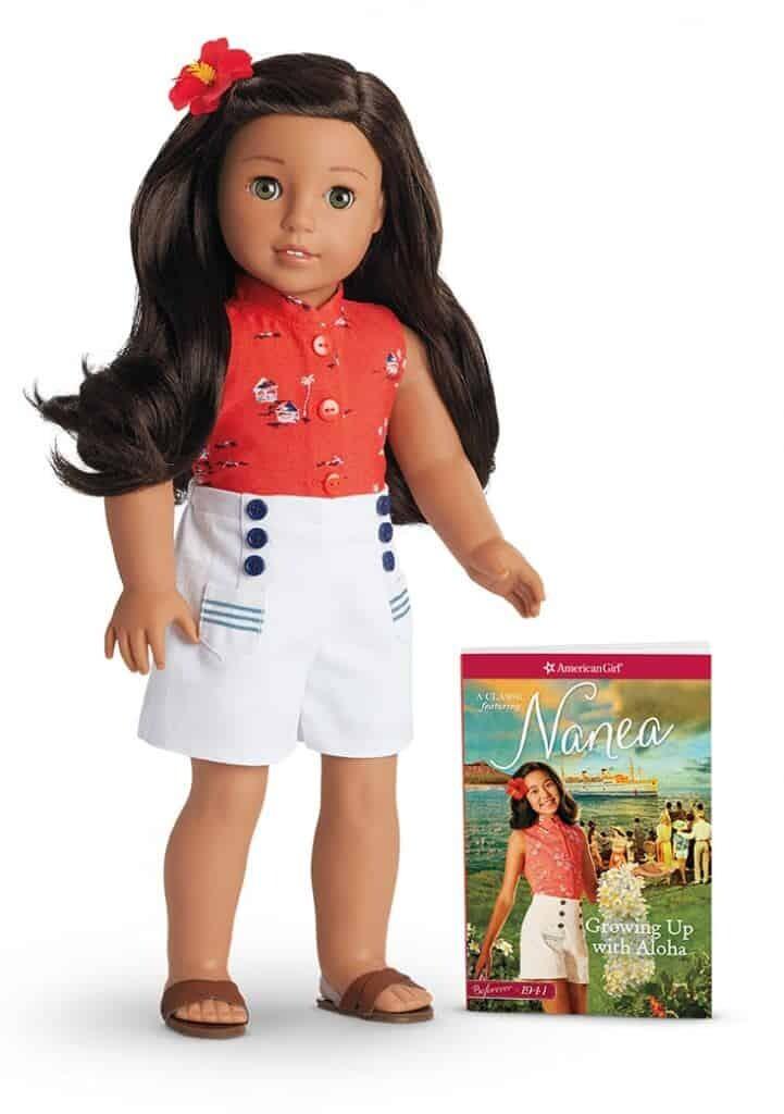 American Girl Nanea