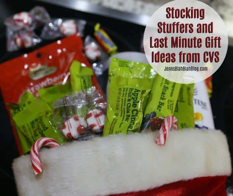 Stocking Stuffers and Last Minute Gift Ideas from CVS