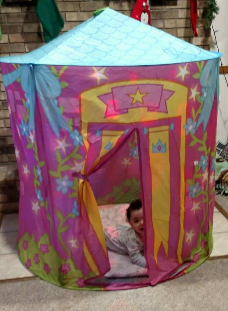 best sneakers 9bd41 b694c Light Up Your Child's Imagination With Twinkle Play Tents ...