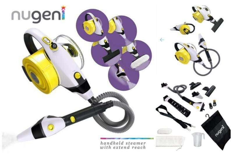 Keeping Your Family Car Clean With nugeni!#GiftGuide 3