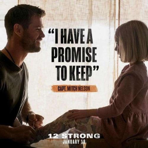 Win a $50 Fandango Gift Card to see the movie 12 STRONG and a 12 Strong Sweatshirt Giveaway 3