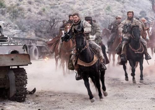 Win a $50 Fandango Gift Card to see the movie 12 STRONG and a 12 Strong Sweatshirt Giveaway 9