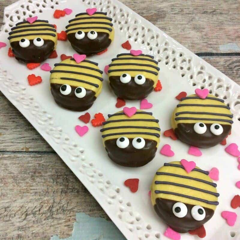 Bumble Bee Oreo Cookies