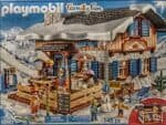 The PLAYMOBIL Ski Lodge Inspires Open-Ended Play