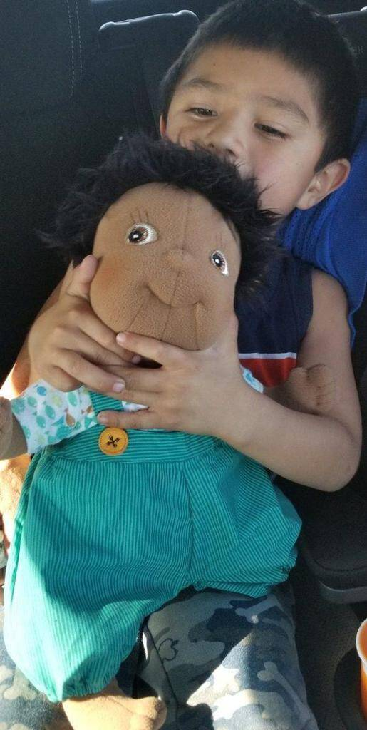 Ruben's Barn Original, Ark and Ecobuds Doll Review + Giveaway 17