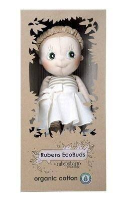 Ruben's Barn Original, Ark and Ecobuds Doll Review + Giveaway 18