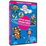 PBS Kids: Outer Space Adventures DVD Review