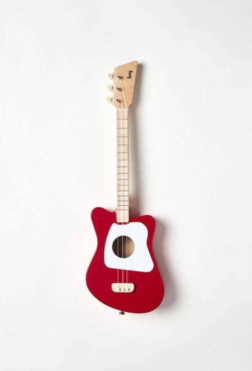 Mini Loog Guitar Review + Giveaway 1