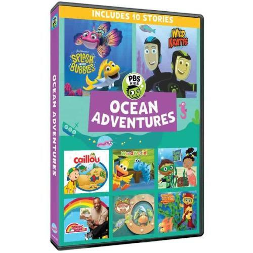 PBS Kids: Ocean Adventures DVD Review 1
