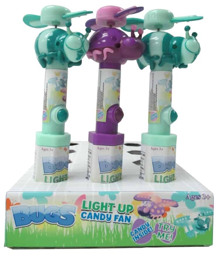 CandyRific Light Up Bug Fans new style