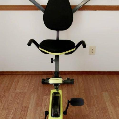 Get a Total Body Workout at Home with the Stamina Wonder Exercise Bike