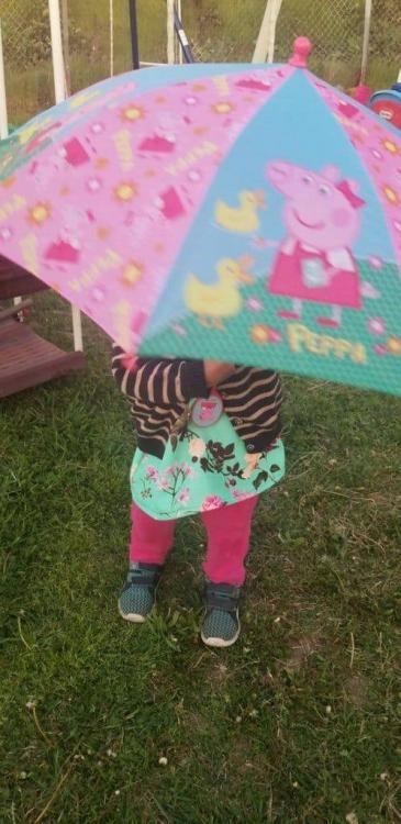 Welly Walk with Peppa Pig April 1st 2018 4