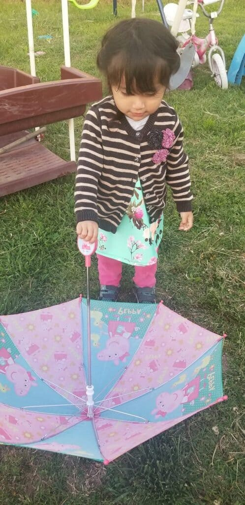 Welly Walk with Peppa Pig April 1st 2018 3