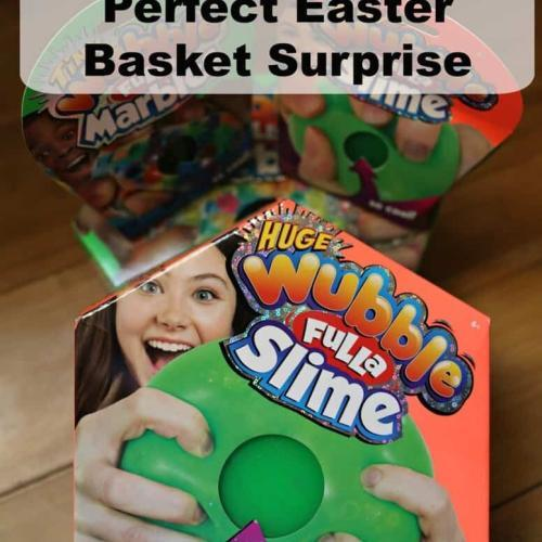 Wubble Fulla The Perfect Easter Basket Surprise