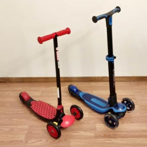 Yvolution YGlider Scooters Are Perfect For Keeping Kids Active