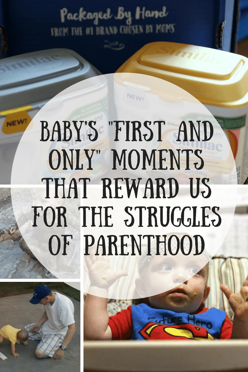 """Baby's """"First and Only"""" Moments That Reward Us for the Struggles of Parenthood 2"""