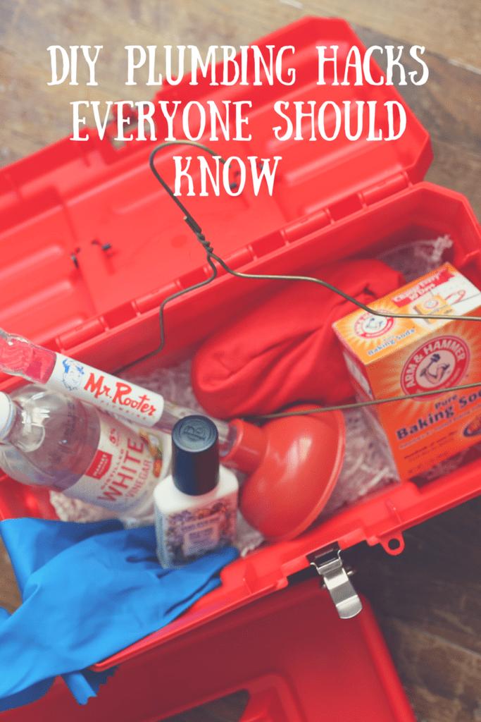 DIY Emergency Plumbing Kit