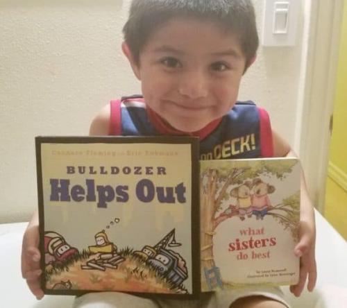 Little Fun Club Book Box Review 4