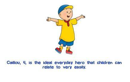 PBS Kids: Caillou's Kitchen! DVD Review 6