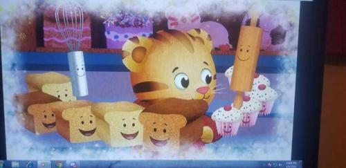Daniel Tiger's Neighborhood: Recipe for Fun Collection DVD Review 3
