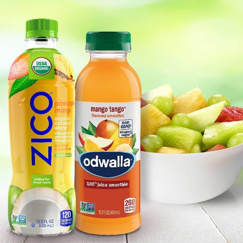 Don't Pass Up These Fresh Cut Savings on Odwalla and ZICO Products