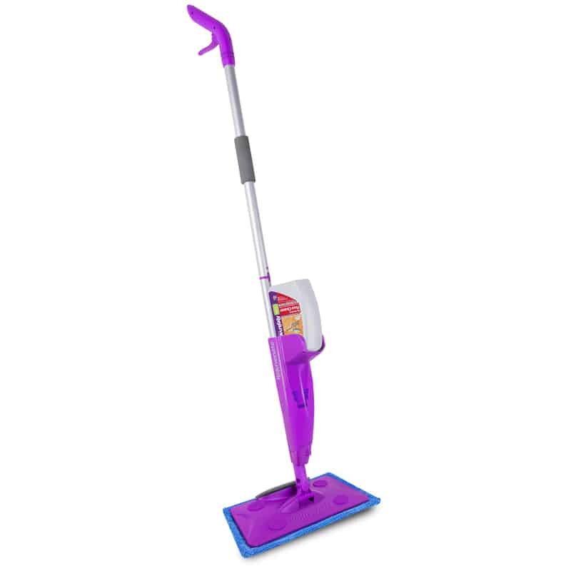 Rejuvenate Click n Clean Multi-Surface Spray Mop System Review
