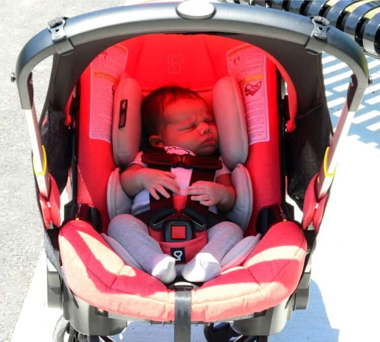 Doona, the Car Seat and Stroller in One | #Doona #carseat #stroller