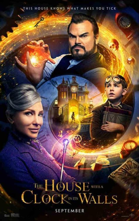 THE HOUSE WITH A CLOCK IN ITS WALLS – The Movie 2
