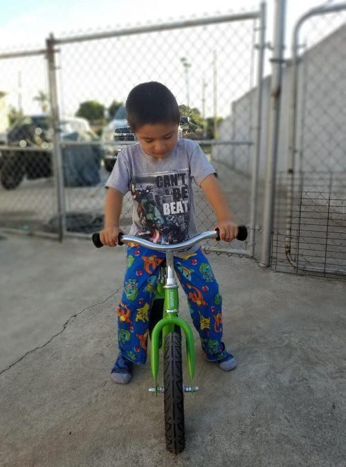 Kazam Neo Balance Bike Review + Giveaway 5