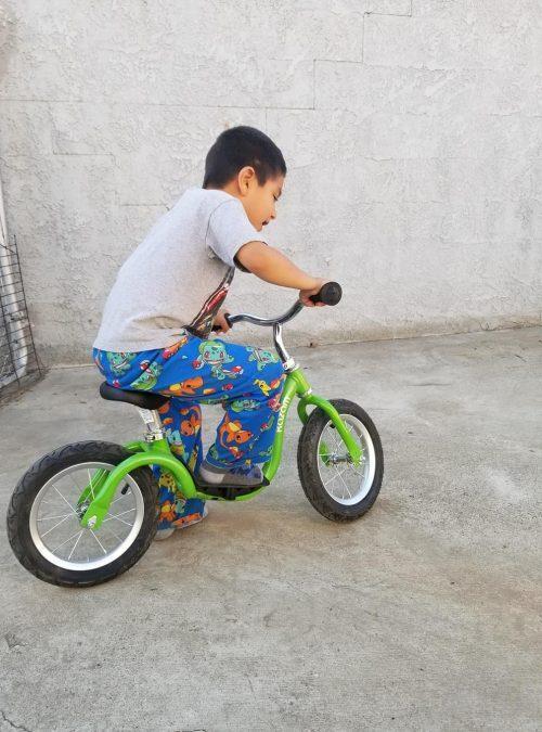 Kazam Neo Balance Bike Review + Giveaway 6