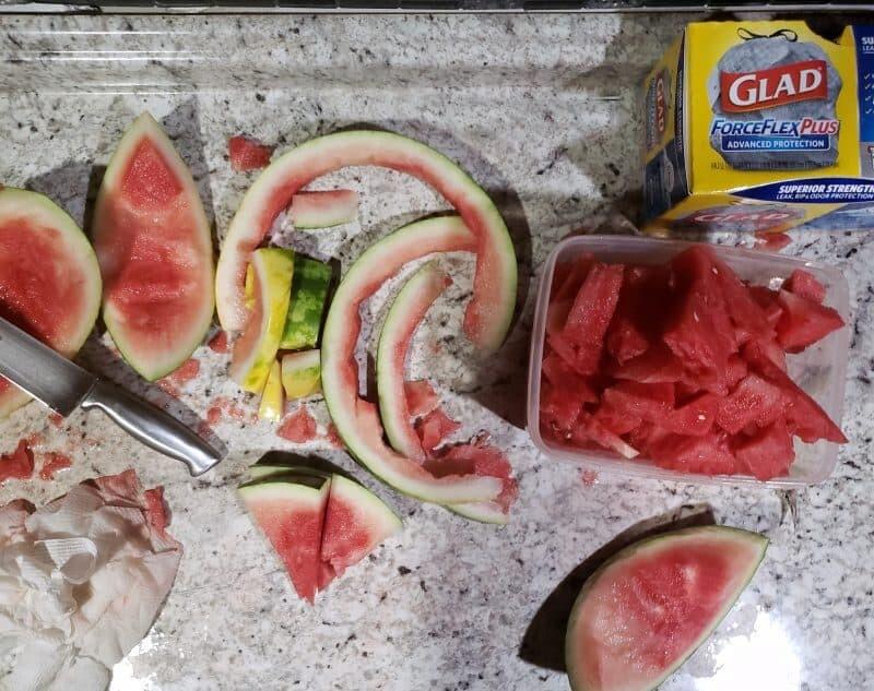 Watermelon Torture TEst