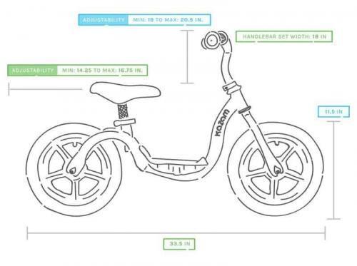 Kazam Neo Balance Bike Review + Giveaway 3