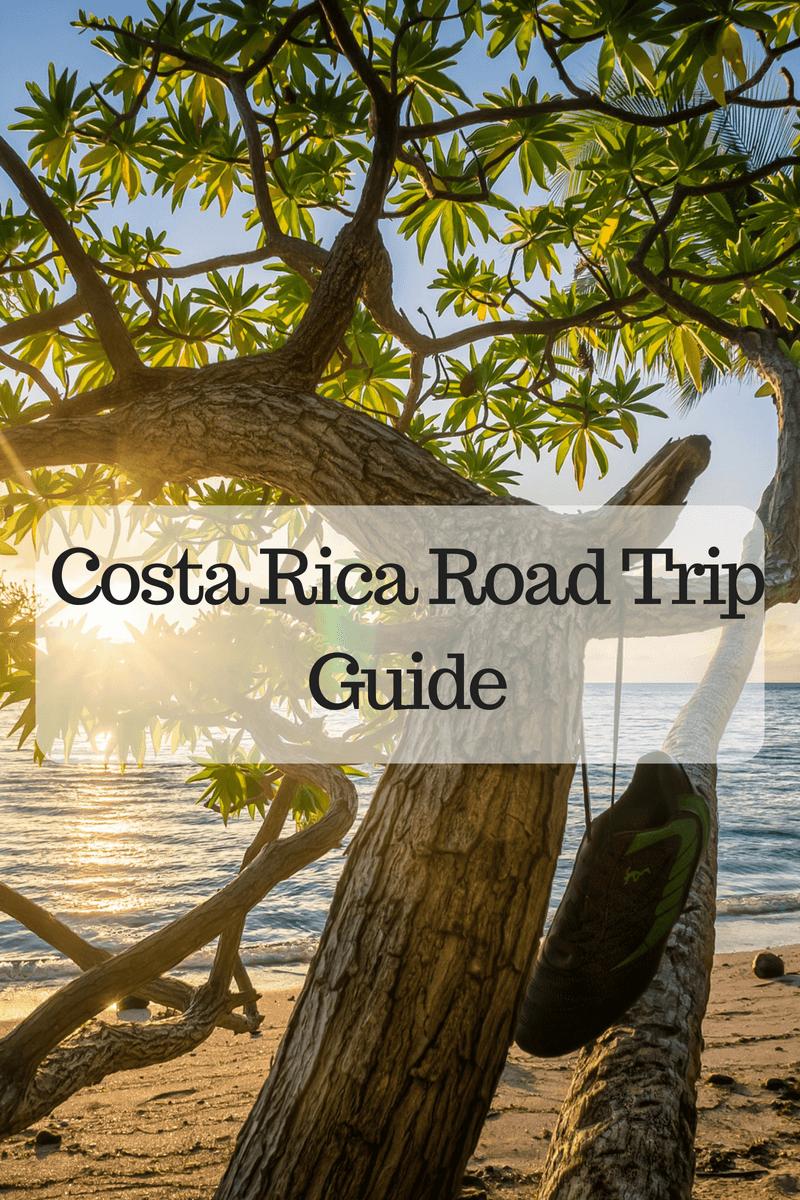 Costa Rica Road Trip Guide