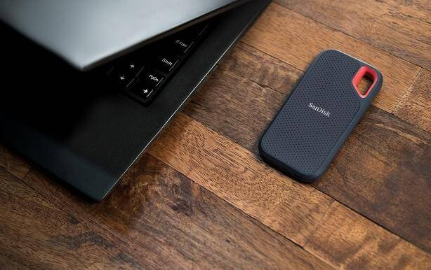 Extreme High Speed and Portable with SanDisk - Extreme 1TB External USB 2