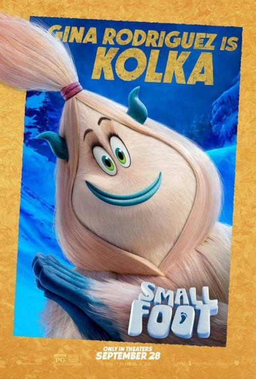 Smallfoot – The Movie 6