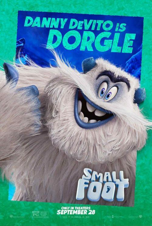 Smallfoot – The Movie 5