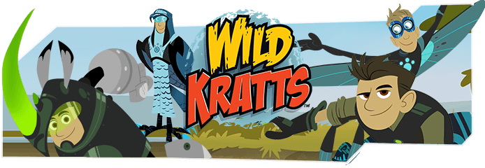 PBS Kids Wild Kratts: Adventures on the African Savannah DVD Review 1